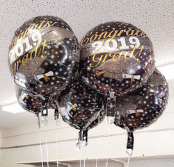 2019 Graduation Balloon (Each)