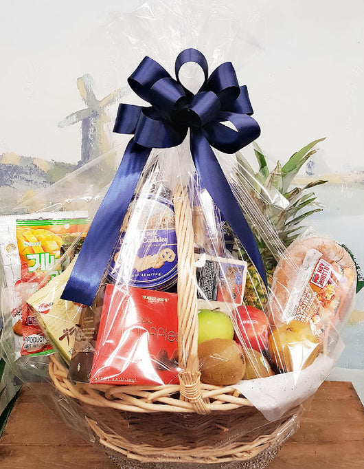 2019 Gourmet Food Basket