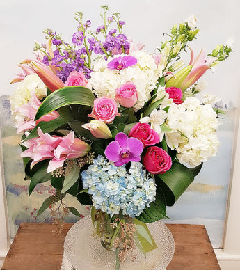 2021Spring Season Luxury Vase Arrangement