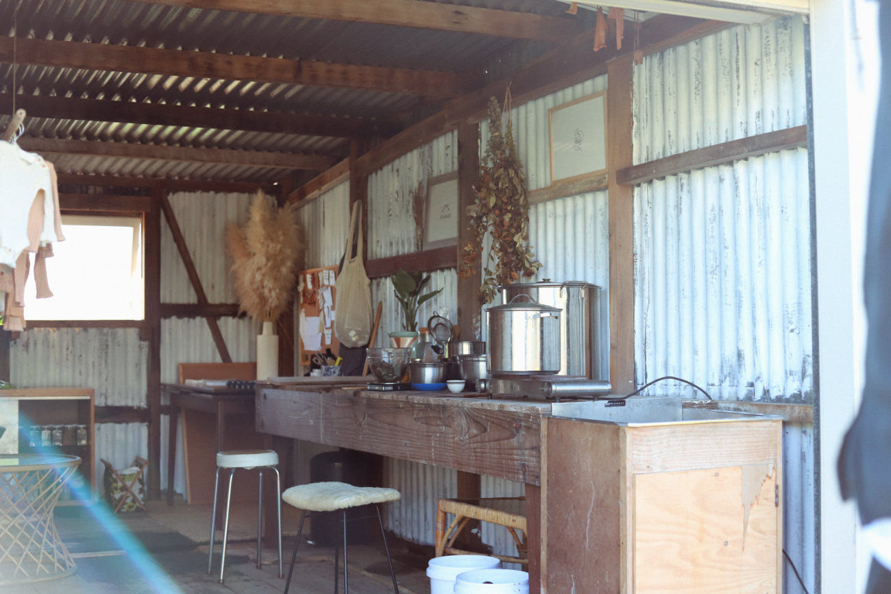 sunna studios | natural dyeing | creative workshop | helensville | auckland | NZ