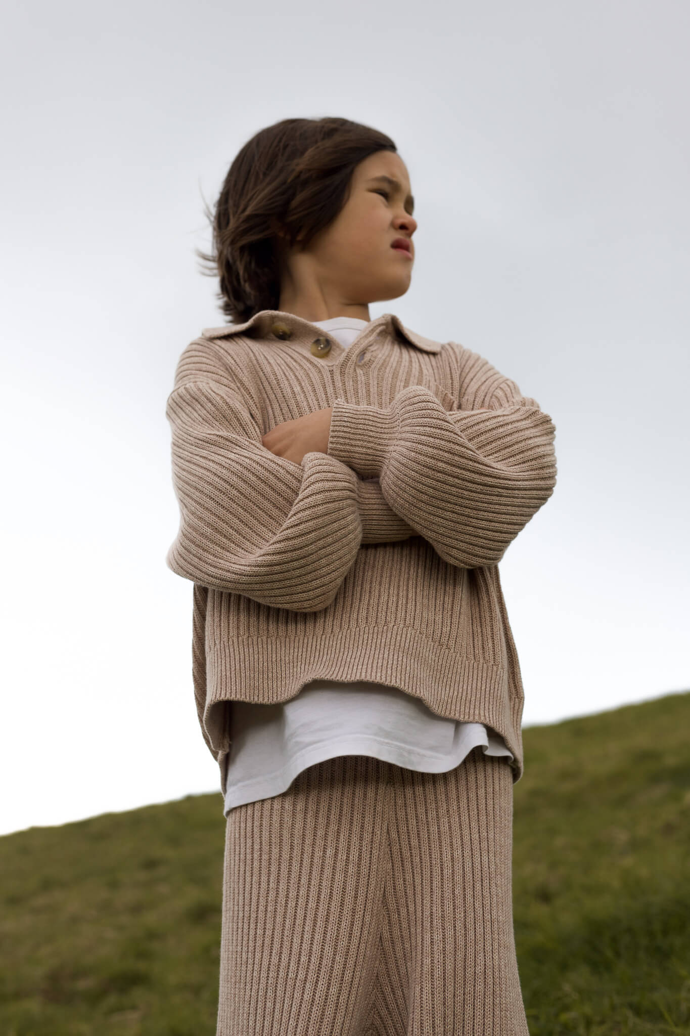 Natural Knitwear for Children and Babies