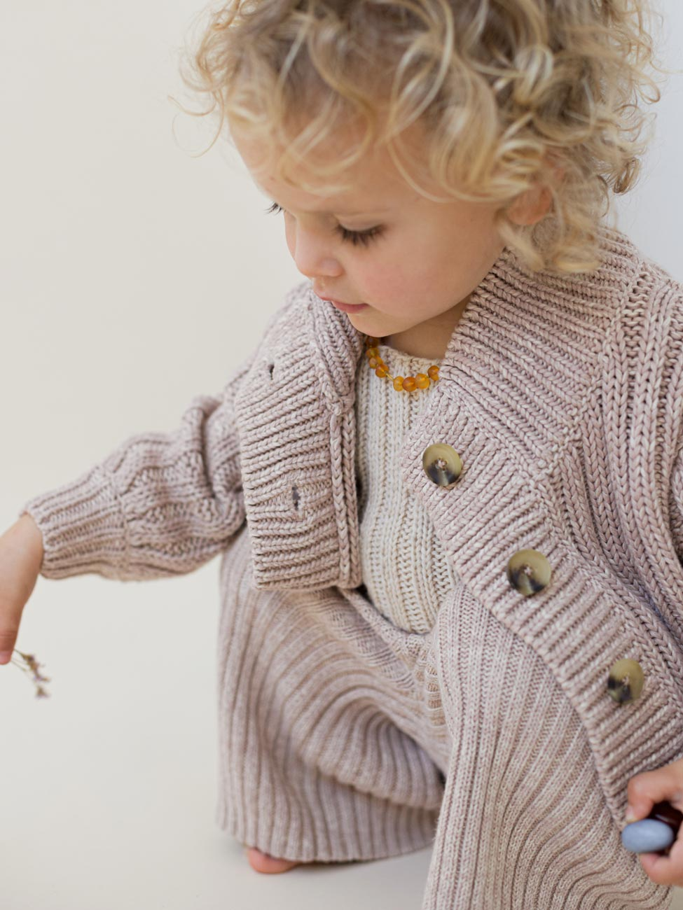 Sustainable, ethical, organic, natural, green clothing for babies and children. Cardigan, organic loungewear, quality basics.