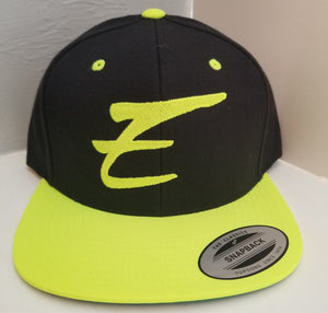 Neon Collection Flatbill Snapback