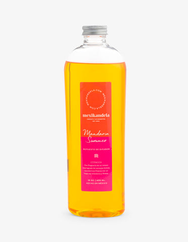 Repuesto difusor Mandarin Summer 400 ml