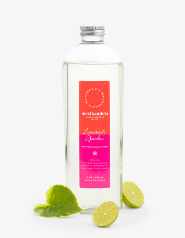 Repuesto difusor Lemonade Garden 400 ml