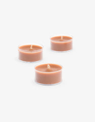 Tea light's Midnight Cognac 12 pack