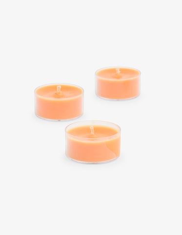 Tea light's Mandarin Summer 12 pack