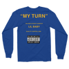 Blue My Turn Long Sleeve + Digital Album