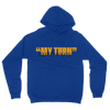 Blue My Turn Hoodie + Digital Album