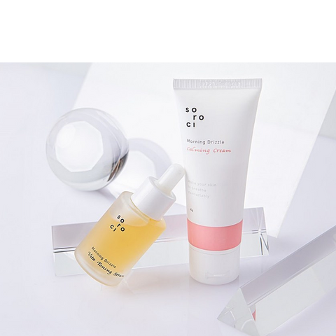 Soroci Oh So Brightening set (Value $58)