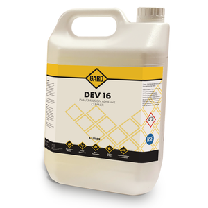 GARD DEV 16 – PVA AND EMULSION CLEANER