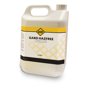HAZFREE – SOLVENT BASED ADHESIVE CLEANER
