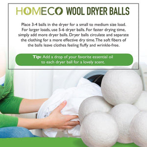 Wool Dryer Balls