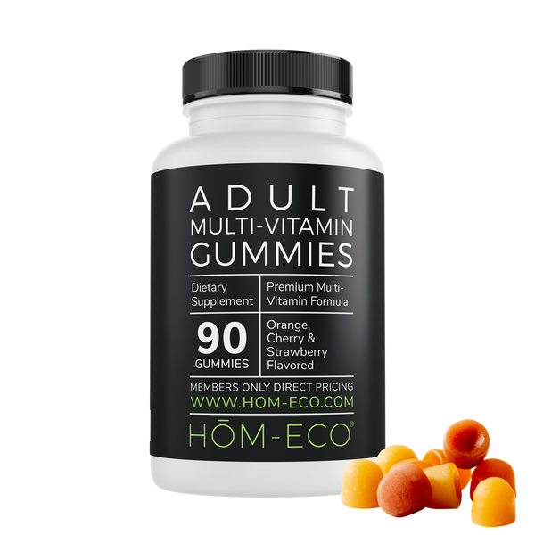 Adult Multi-Vitamin Gummies