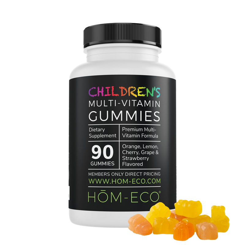 Children's Multi-Vitamin Gummies
