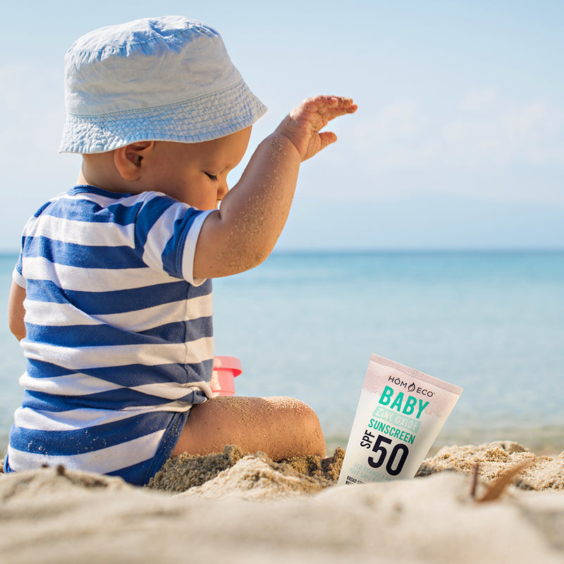 Baby Mineral Sunscreen SPF50