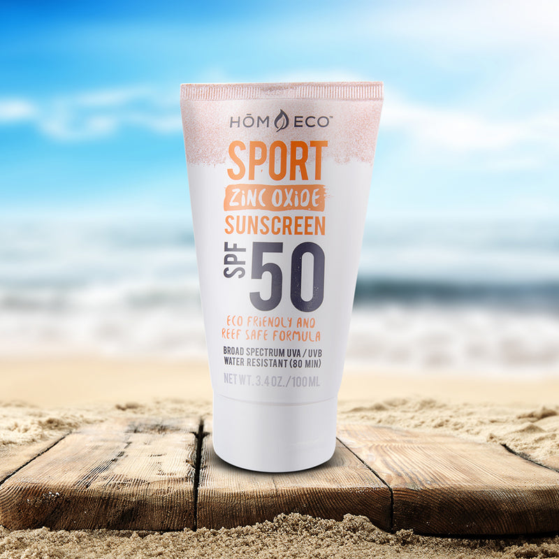 Active Mineral Sunscreen SPF50