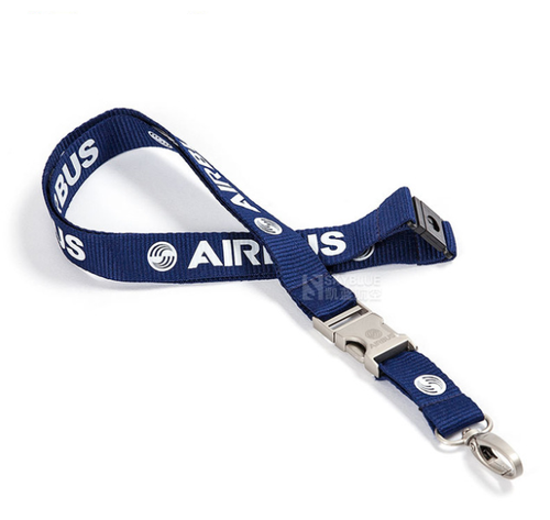 Airbus Lanyard  A350 Black - Enjoy Aviation - AVIATION gifts -keychains-free ebook how to become a pilot