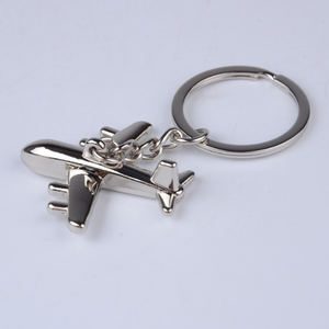 Gift of the week! Fine Airplane KeyChain