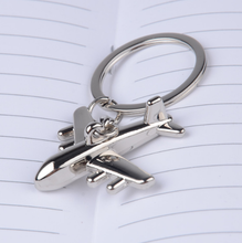 Load image into Gallery viewer, Gift of the week! Fine Airplane KeyChain