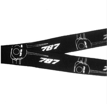 Load image into Gallery viewer, BOEING B737 B 747 777 B787  Lanyard,