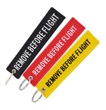 FREE Black, Red or Yellow keychain