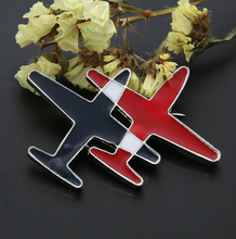 Load image into Gallery viewer, Airplane Wings Brooch