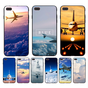 Airplane Amazing Phone Case for Apple iPhone 8 7 6 6S Plus X 5 5S SE 5C