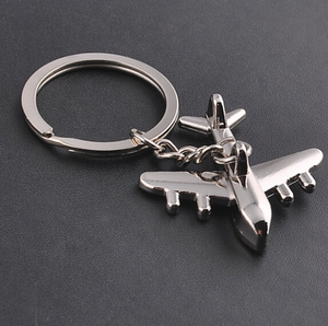 JET Civil Aviation Keychain
