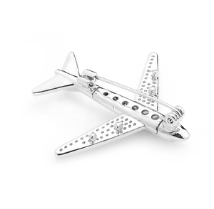 Airplane Brooches