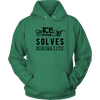 ICE CREAM SOLVE EVERYTHING Tees, Long Sleeves, and Hoodies