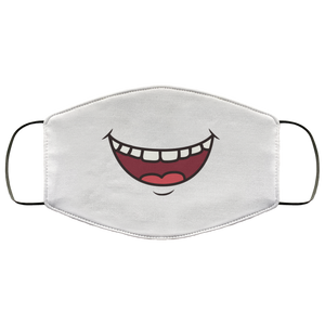 FUNNY MOUTH DESIGNED FACE MASKS