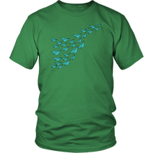 Load image into Gallery viewer, PAPER AIRPLANES Tees, Long Sleeves, and Hoodies
