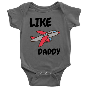 LIKE DADDY BODYSUIT TSHIRT