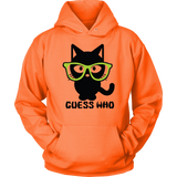 GUESS WHO Tees, Long Sleeves, and Hoodies