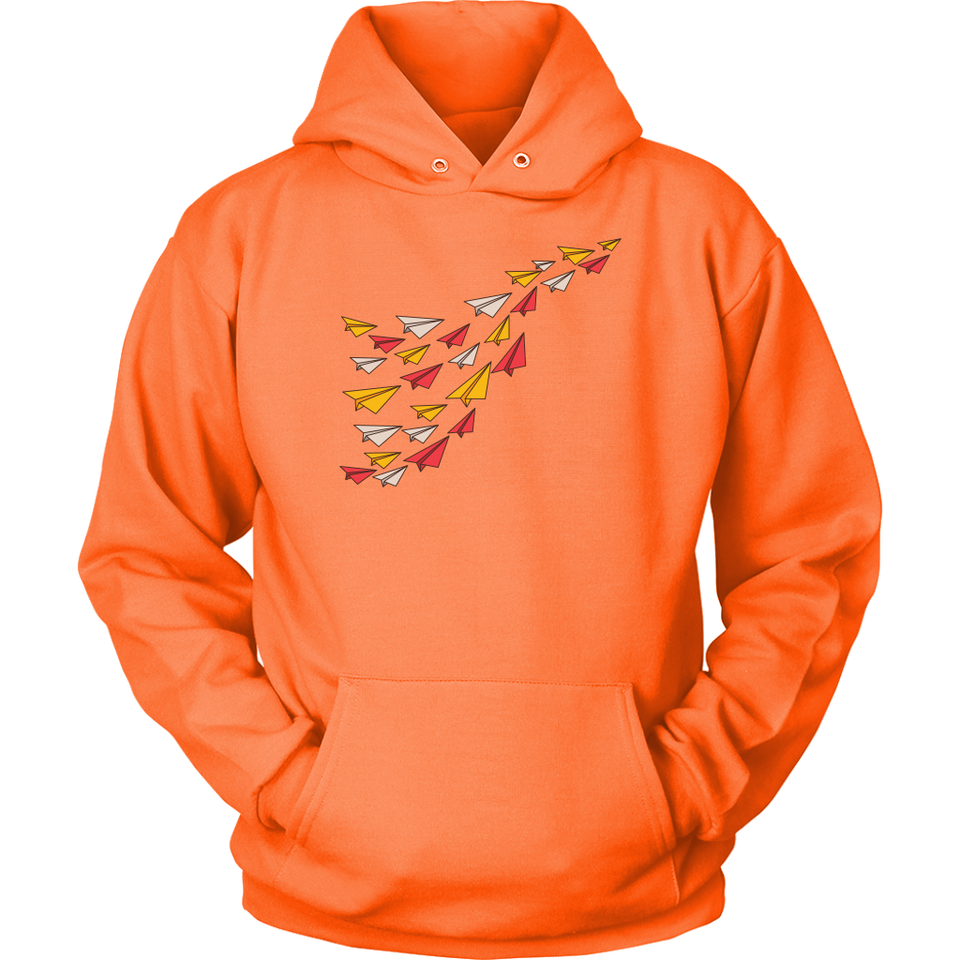 PAPER AIRPLANES Tees, Long Sleeves, and Hoodies
