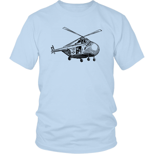 HELICOPTER Tees, Long Sleeves, and Hoodies
