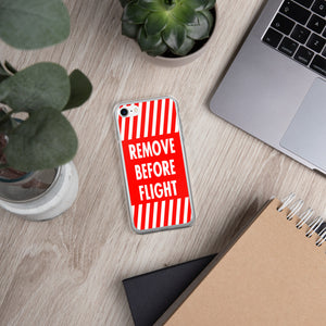 Remove Before Flight iPhone Cases(All Models)