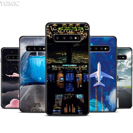 Aircraft  Case for Samsung Galaxy - Enjoy Aviation - AVIATION gifts -keychains-free ebook how to become a pilot