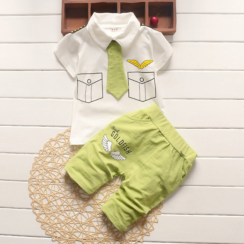 Little Pilot Boy Clothing