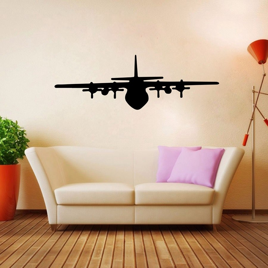 AIRPLANE Wall Sticker - Enjoy Aviation - AVIATION gifts -keychains-free ebook how to become a pilot