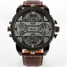Load image into Gallery viewer, Aviator Modern Leather  Watch