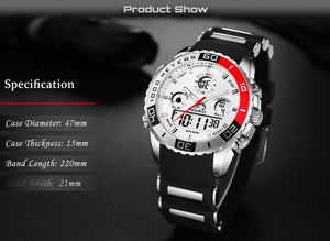 AVIATOR MEN WATCH - Enjoy Aviation - AVIATION gifts -keychains-free ebook how to become a pilot