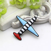 Load image into Gallery viewer, Metal Airplane Pin