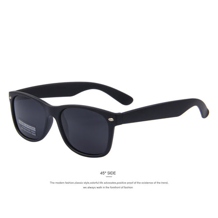 Polarized  Retro  Sun glasses
