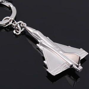 JET Airplane Keychain