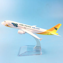 Load image into Gallery viewer, Plane Model Air Cebu Pacific A320