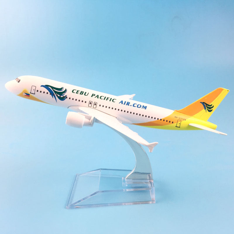 Plane Model Air Cebu Pacific A320