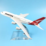 Australian Qantas A380 s Airplane Model - Enjoy Aviation - AVIATION gifts -keychains-free ebook how to become a pilot