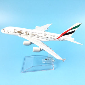 Emirates A380  Airplane Model